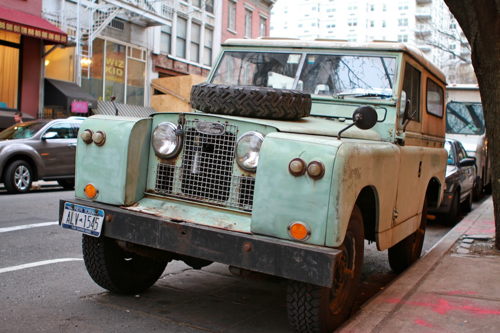 Land Rover Series II 1967 #3