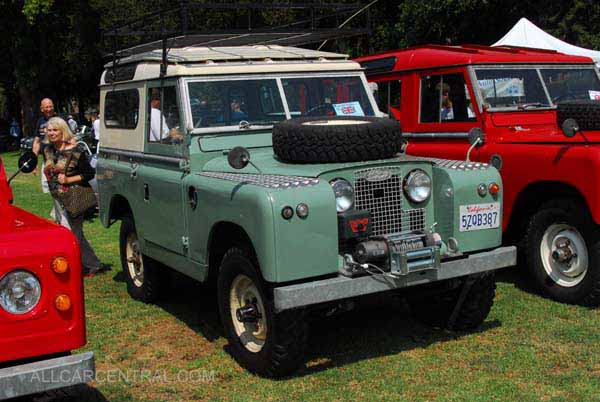 Land Rover Series II 1967 #4