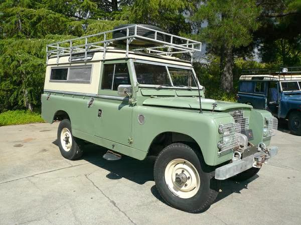 Land Rover Series II 1967 #5