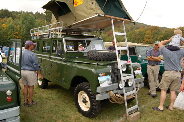 Land Rover Series II 1967 #7