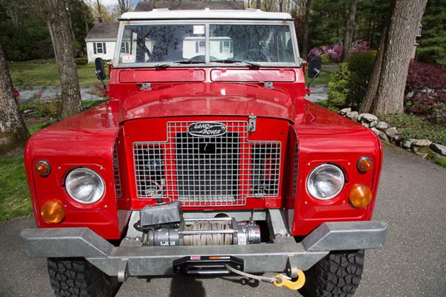 Land Rover Series II 1970 #1