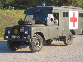 Land Rover Series II 1970 #4