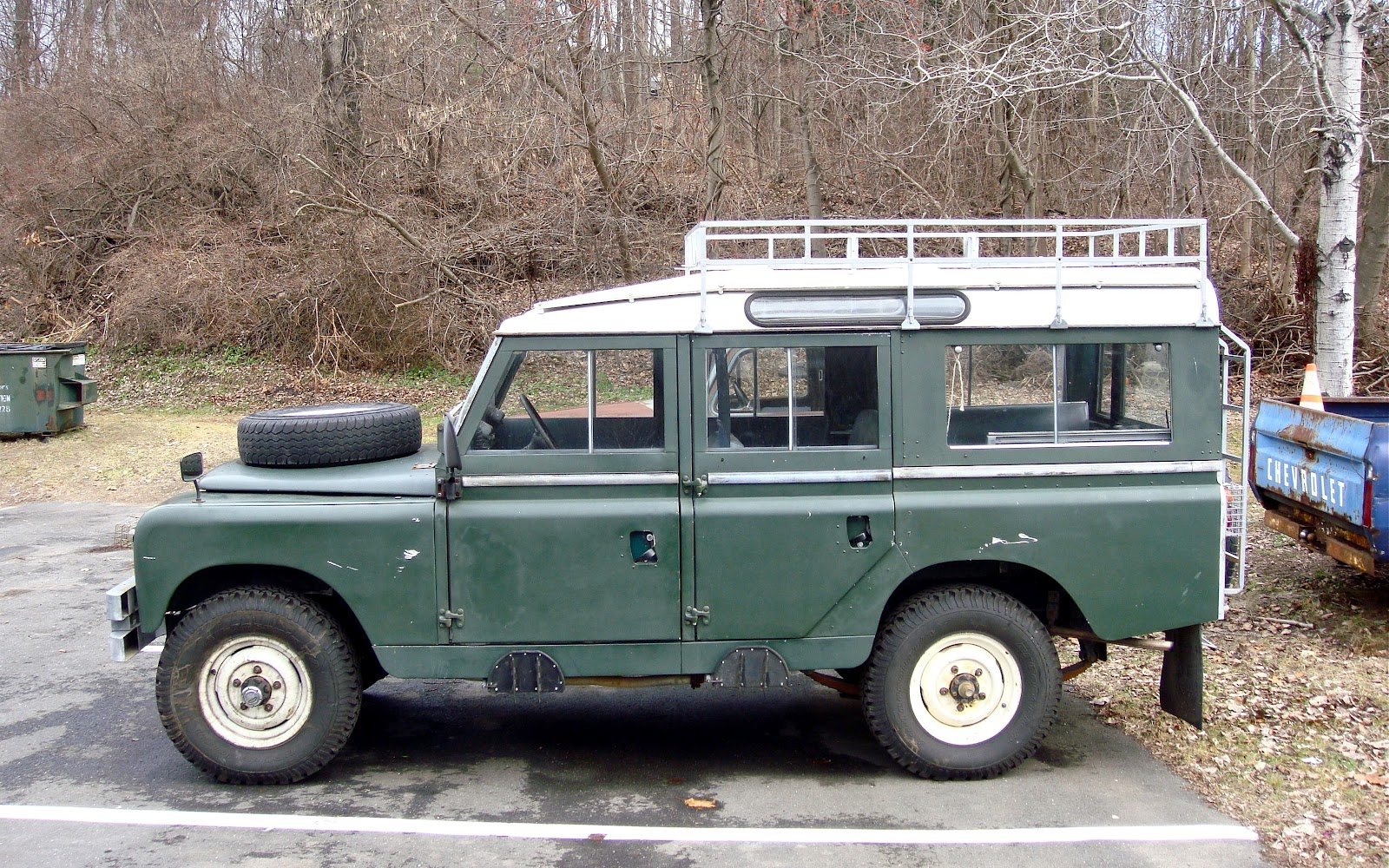 1970 Land Rover Series Ii Information And Photos Momentcar