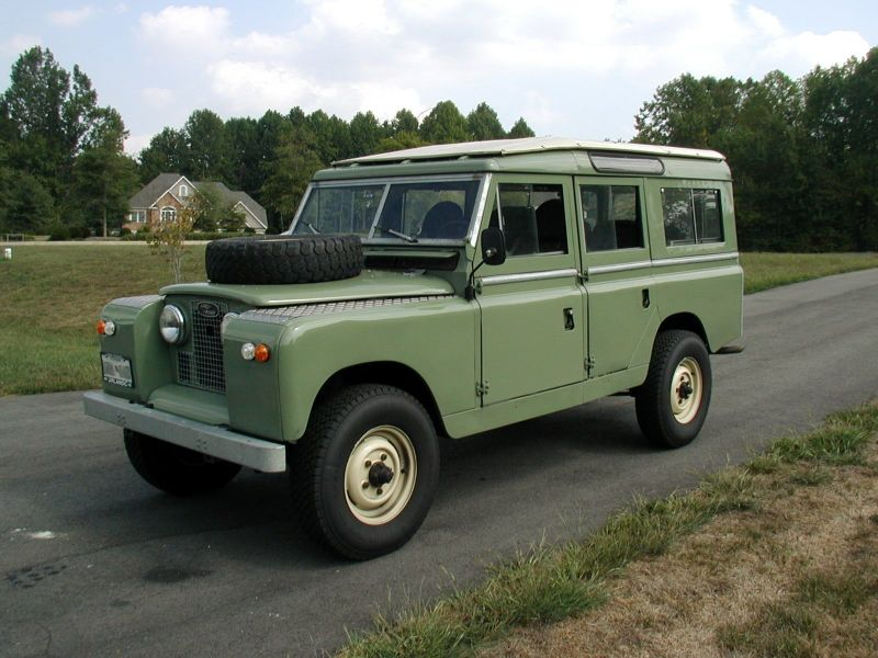 Land Rover Series II #2