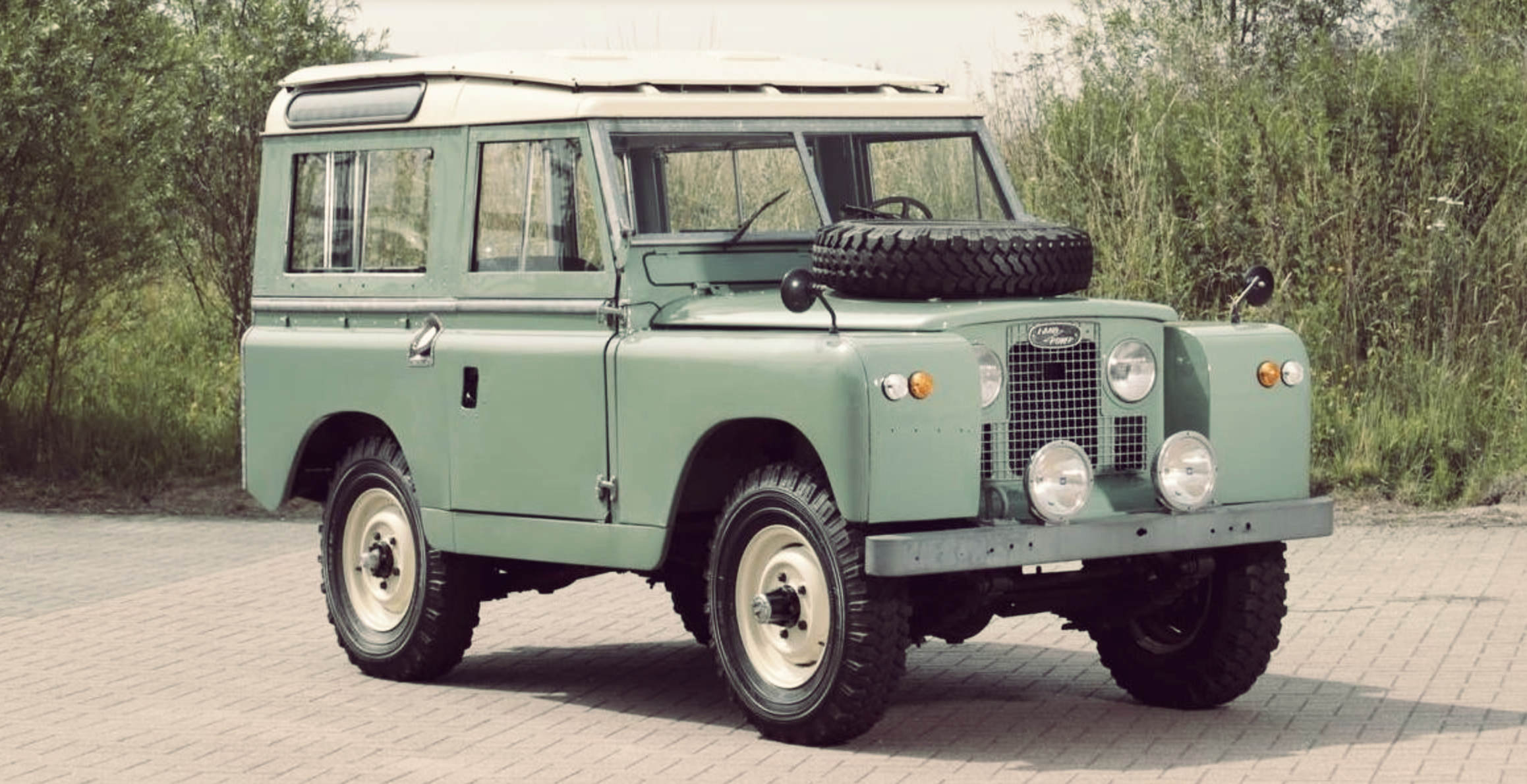 Land Rover Series II #8