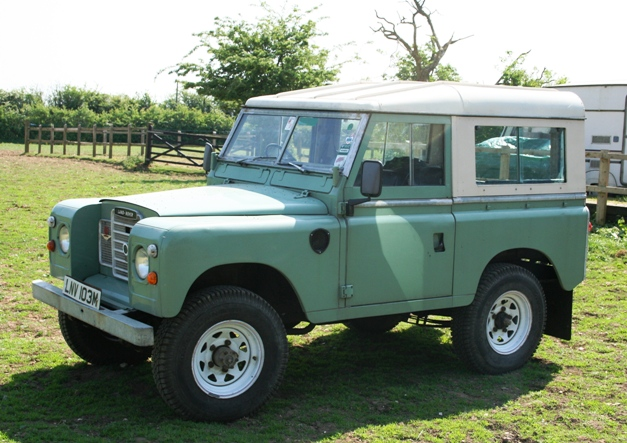 Land Rover Series III 1972 #5