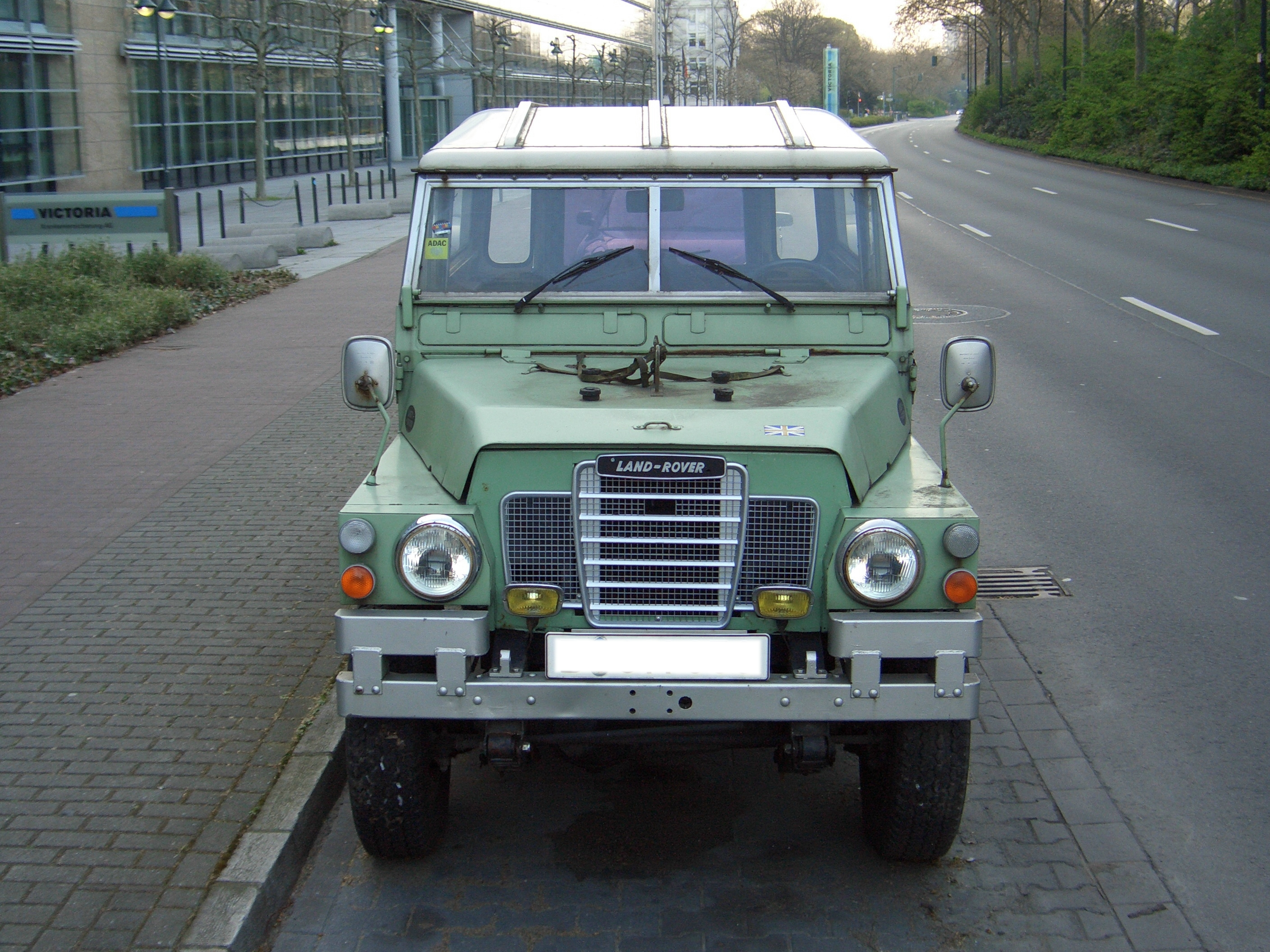 Land Rover Series III 1972 #9