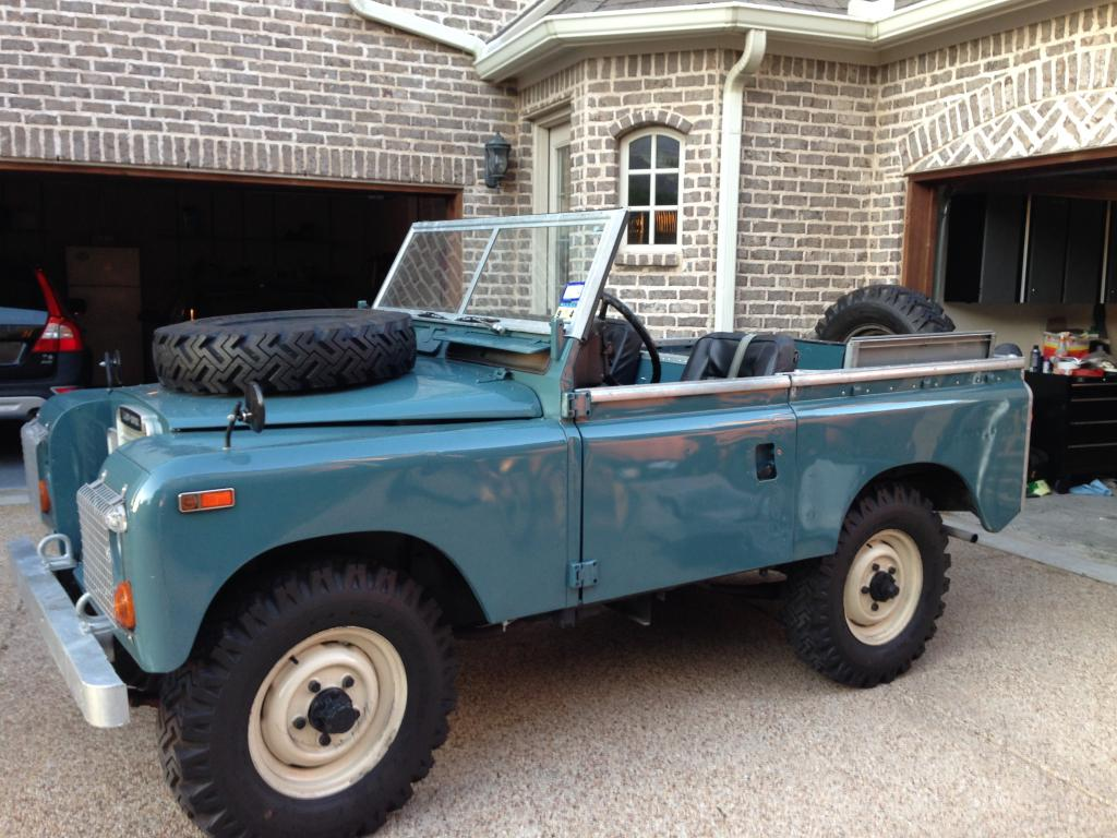 1973 Land Rover Series Iii Information And Photos