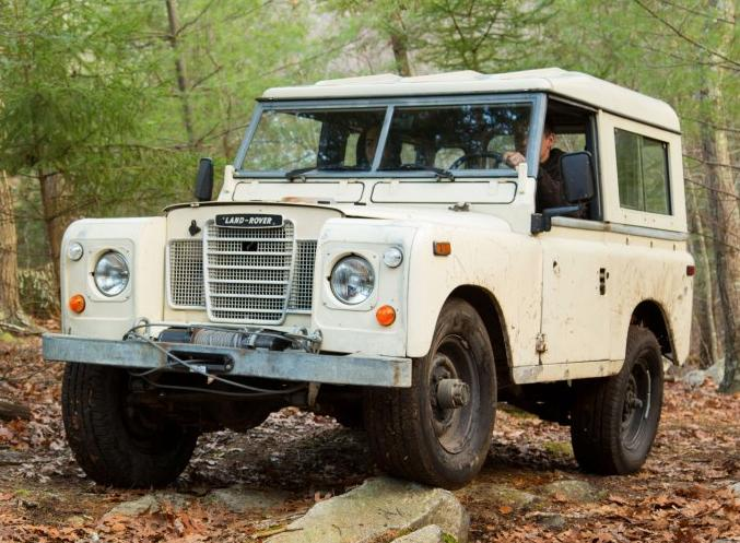 land rover series iii - 73px image #7
