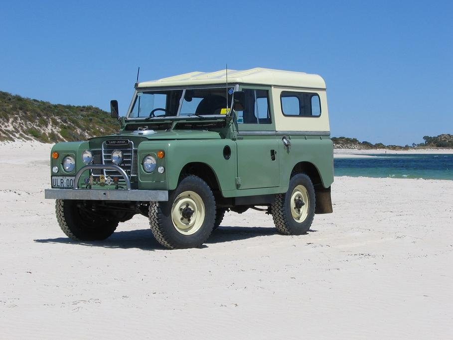1975 Land Rover Series Iii Information And Photos