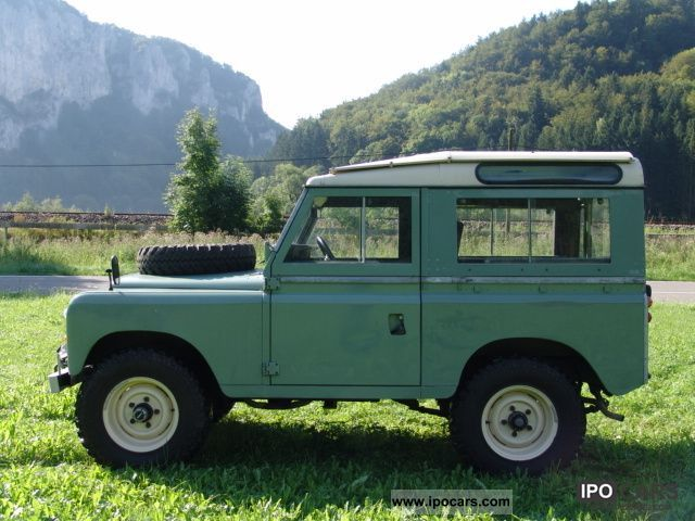 Land Rover Series III #4
