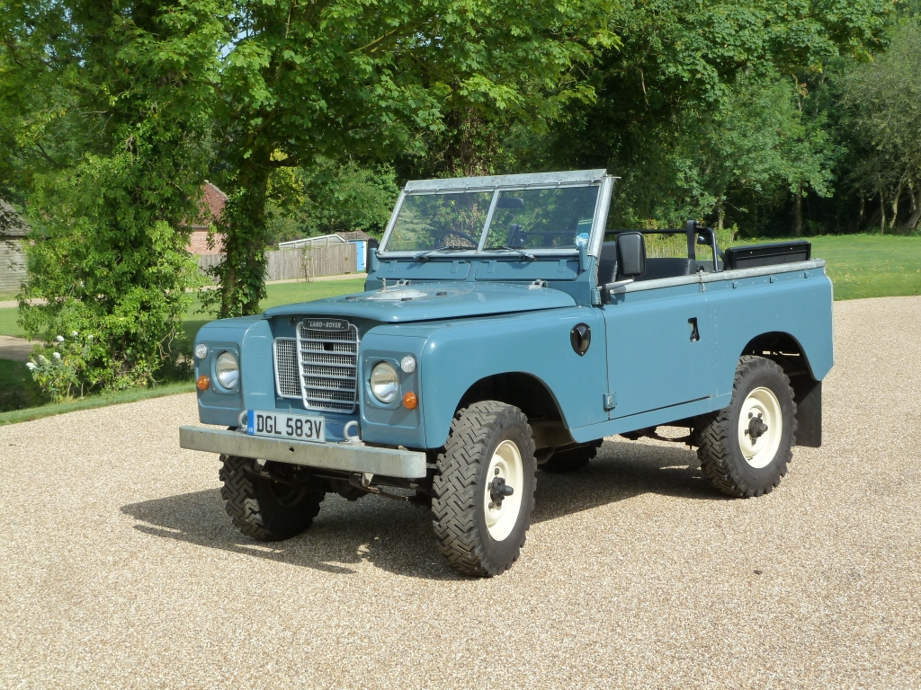 1979 Land Rover Series Iii Information And Photos