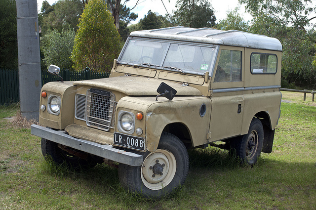 Land Rover Series III 1980 #2