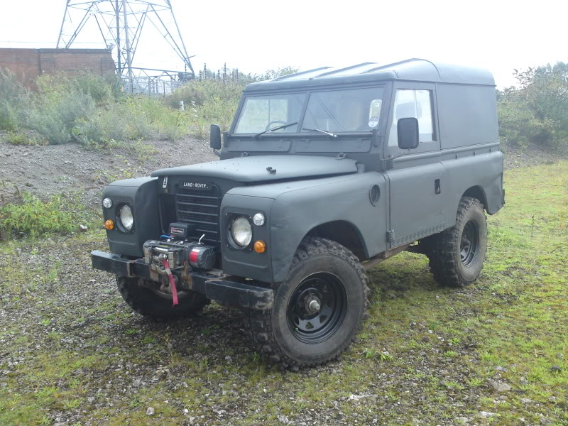 Land Rover Series III 1980 #3