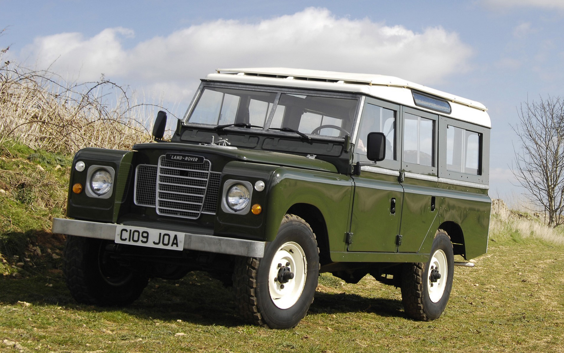 Land Rover Series III 1980 #5