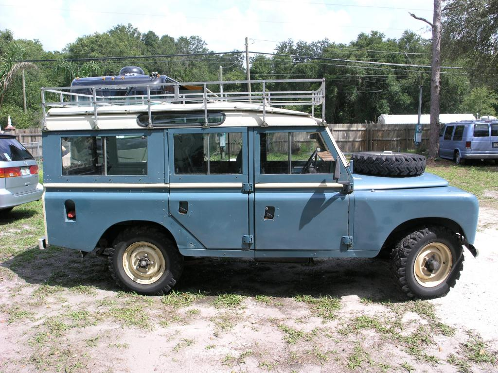 1980 Land Rover Series III - Information and photos - MOTcar