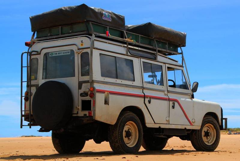 Land Rover Series III 1980 #9
