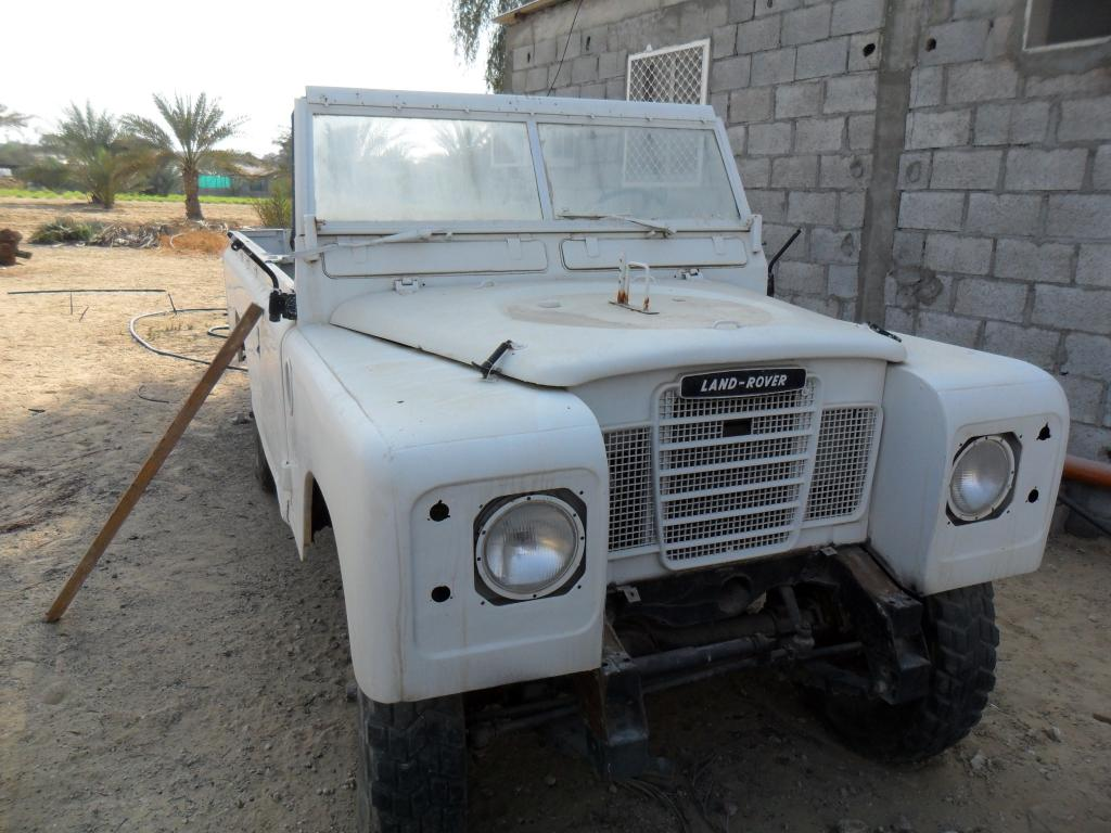 Land Rover Series III 1982 #4