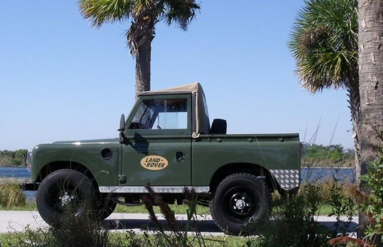 Land Rover Series III 1982 #10