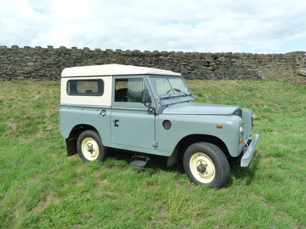 Land Rover Series III 1982 #12