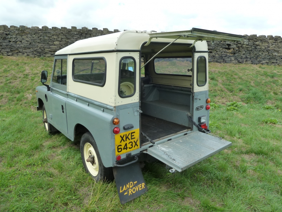 Land Rover Series III 1982 #13