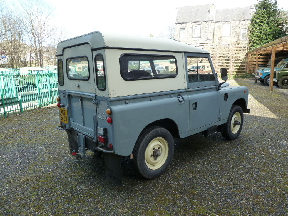 Land Rover Series III 1982 #14