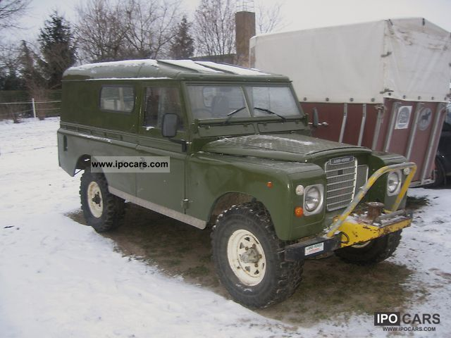 Land Rover Series III 1982 #1