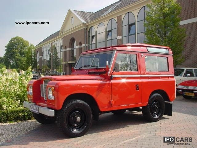 Land Rover Series III #9