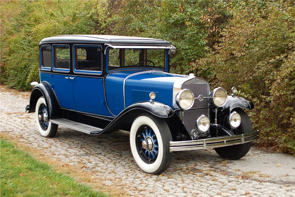 1929 lasalle 328 information and photos momentcar for 1929 dodge 4 door