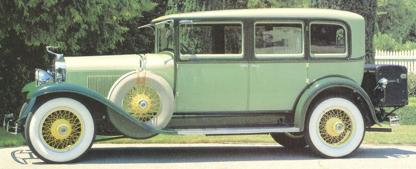 1929 LaSalle 328 Information and photos MOMENTcar