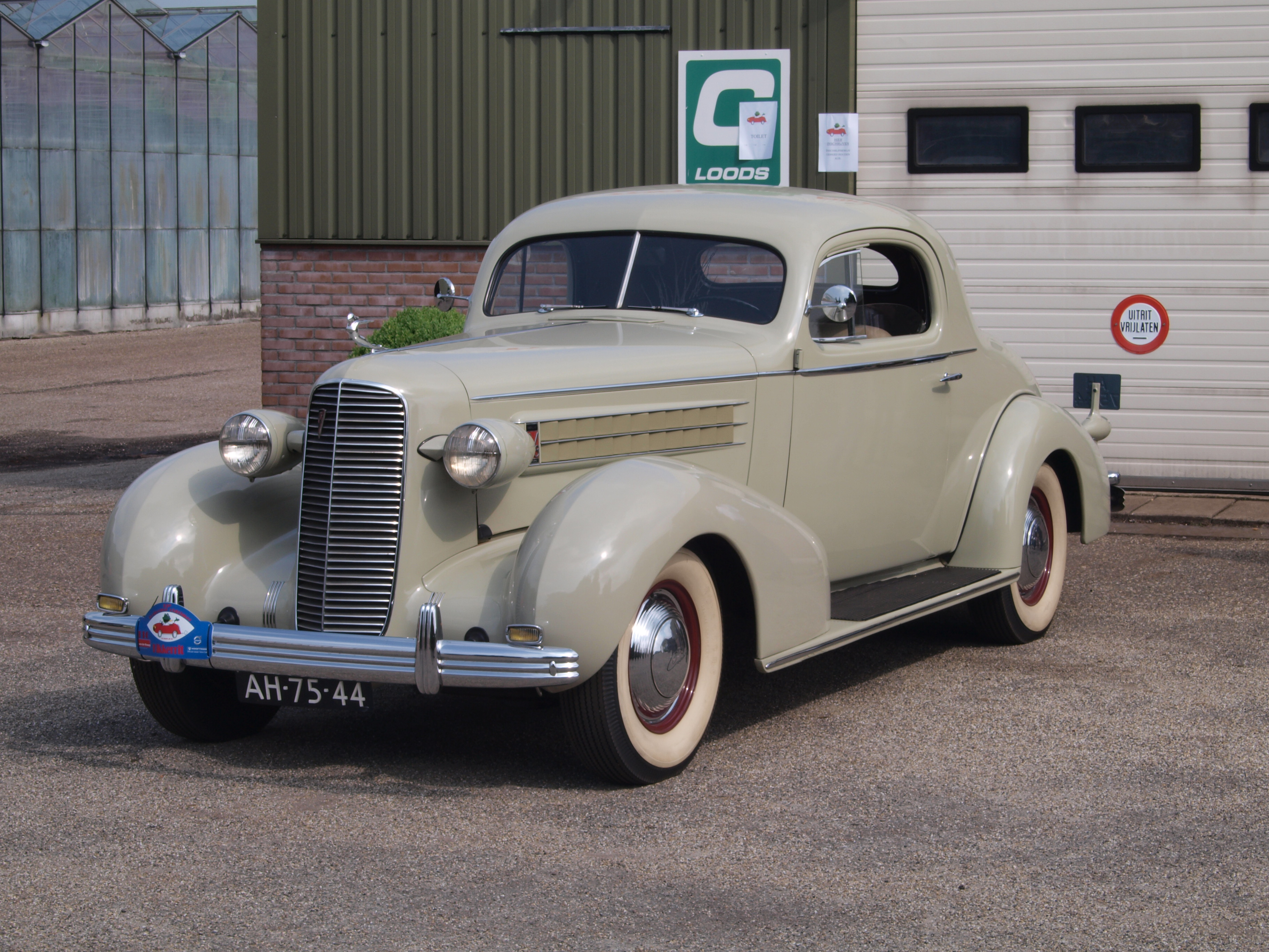 1936 Lasalle 50 Information And Photos Momentcar