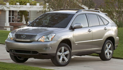 Meet RX330, the greatest ever SUV in Lexus 2006 range! #4