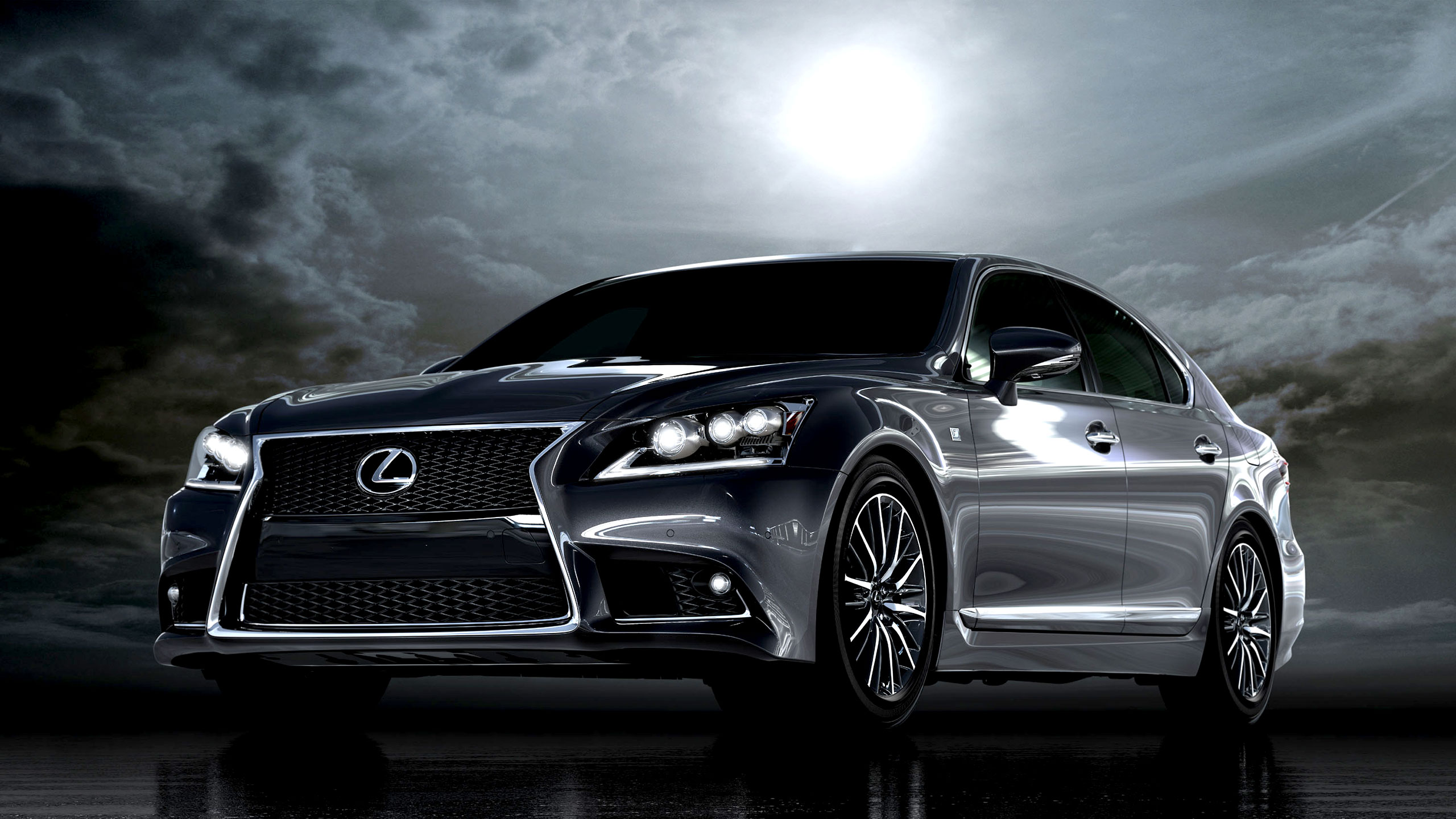 Have you ever seen this upgraded Lexus 2013 GS model? #1