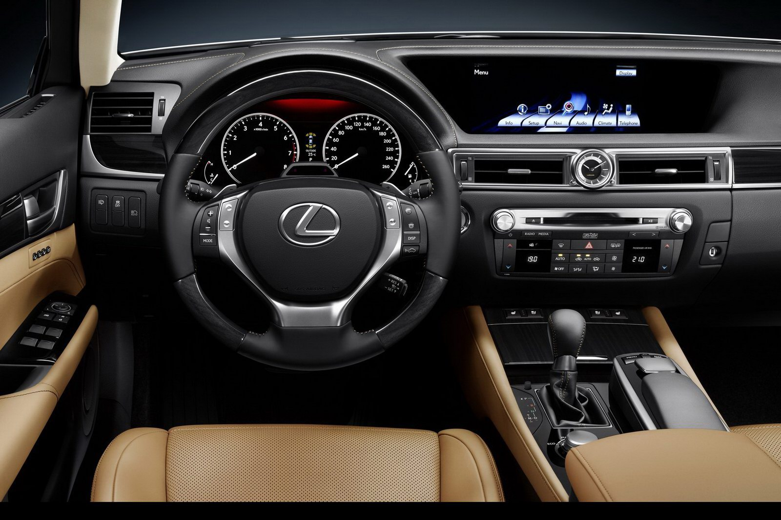Have you ever seen this upgraded Lexus 2013 GS model? #3