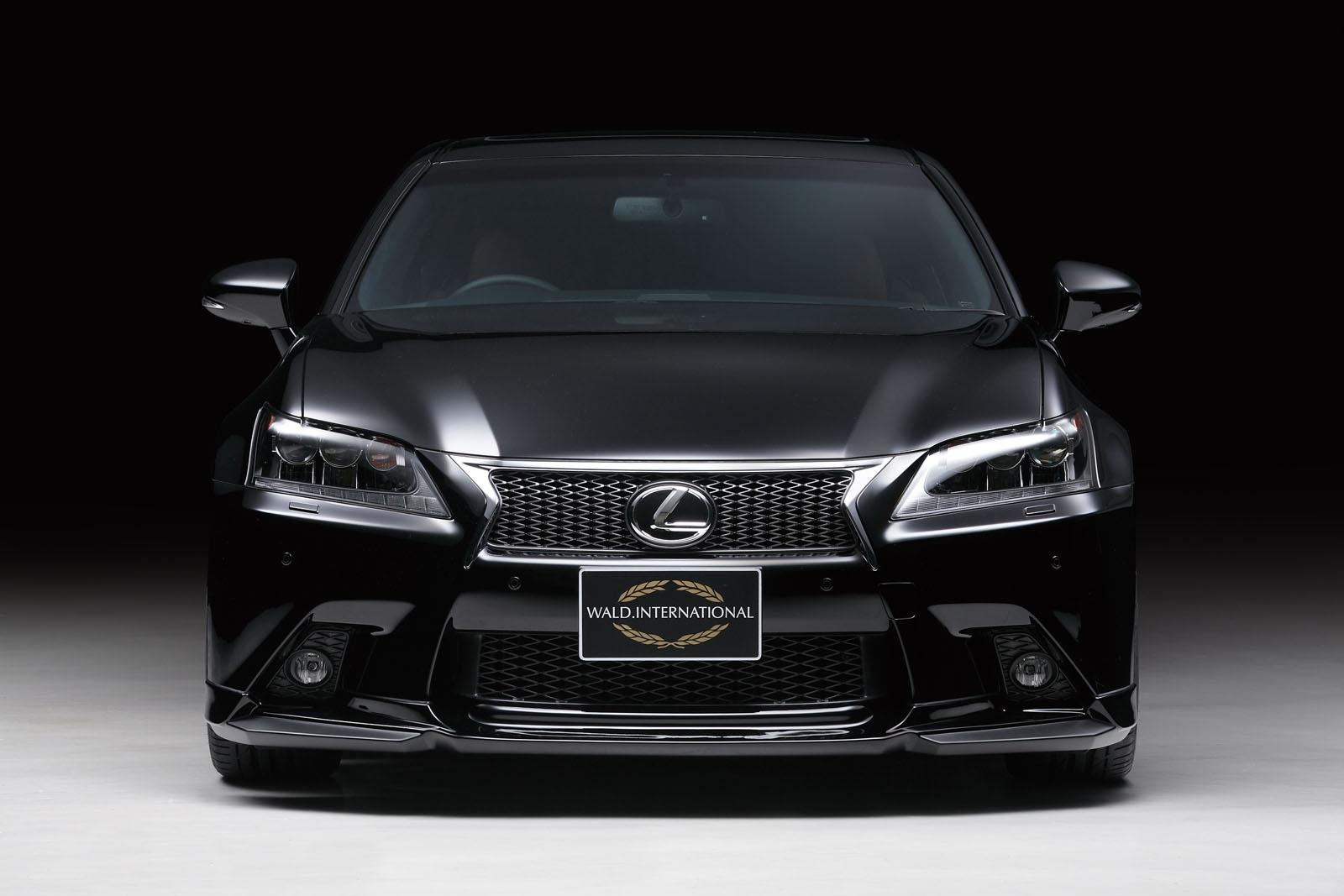Have you ever seen this upgraded Lexus 2013 GS model? #4