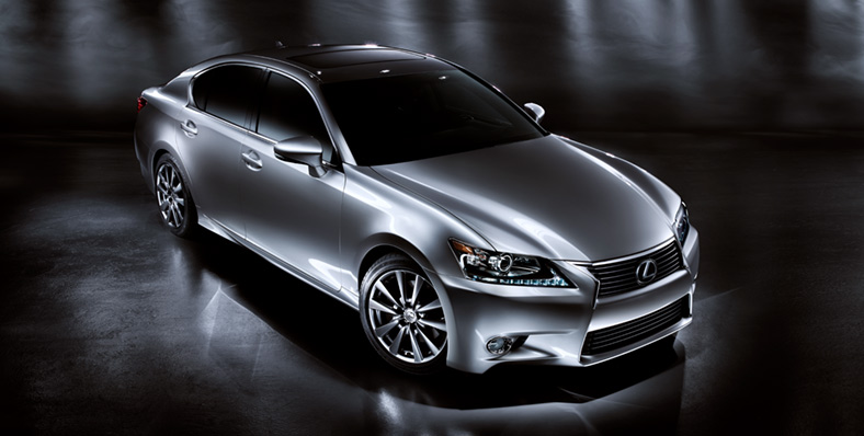 Have you ever seen this upgraded Lexus 2013 GS model? #5