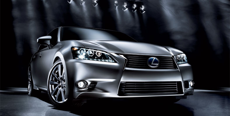 Have you ever seen this upgraded Lexus 2013 GS model? #6