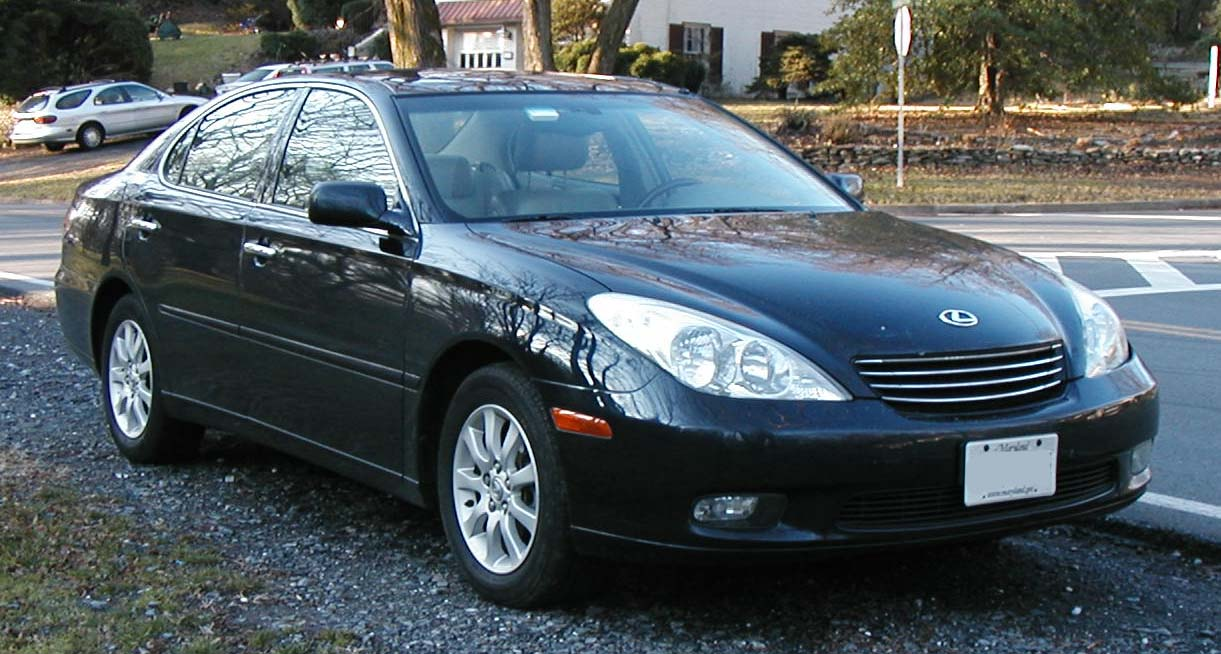 File:2006 Lexus GS 300.jpg - Wikimedia Commons