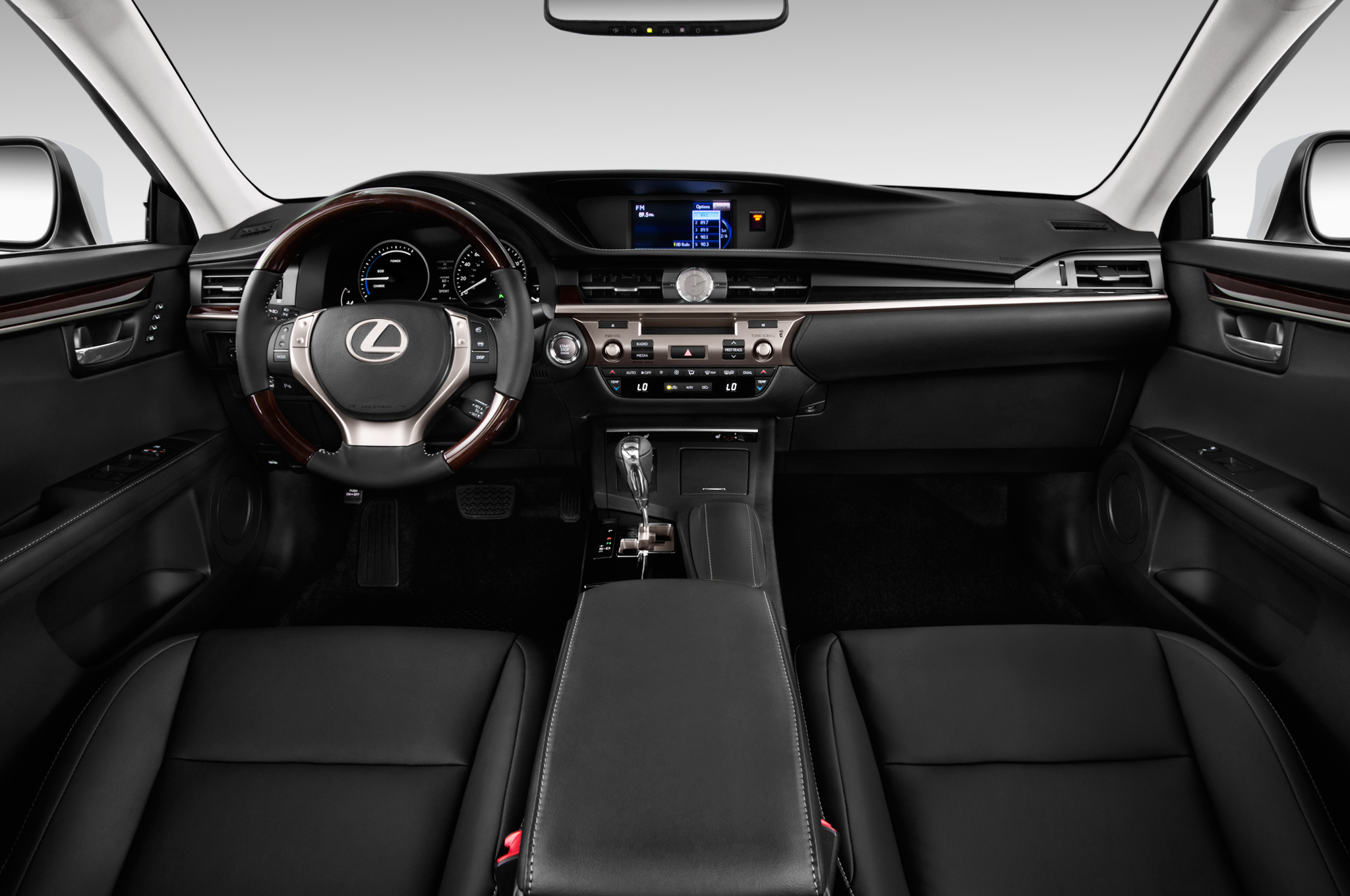 hero all enthusiast lexus new es the introducing