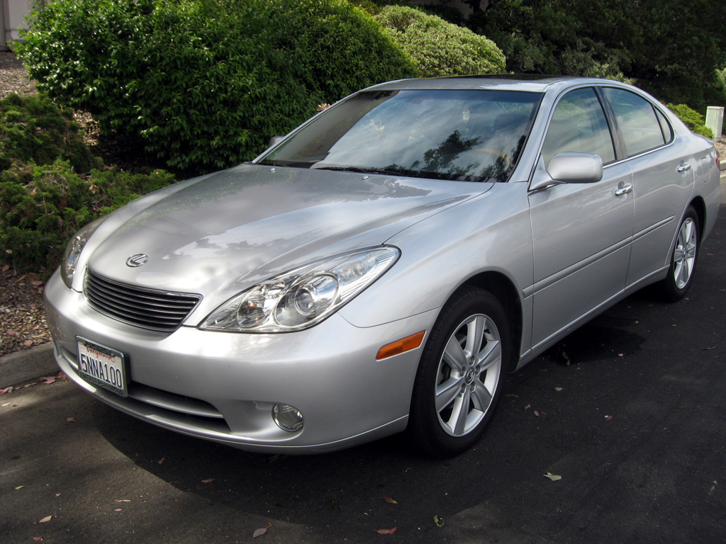 2005 lexus es 330 information and photos momentcar. Black Bedroom Furniture Sets. Home Design Ideas