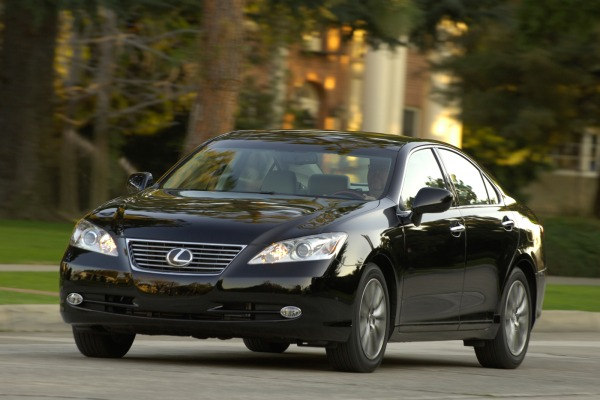 Download Lexus Es 350 2007 1