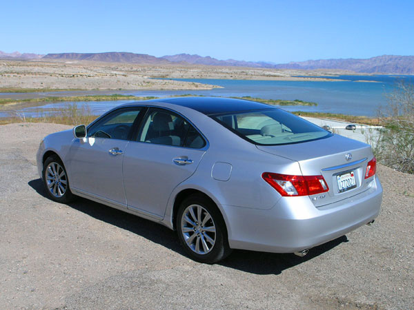 Download Lexus Es 350 2007 3