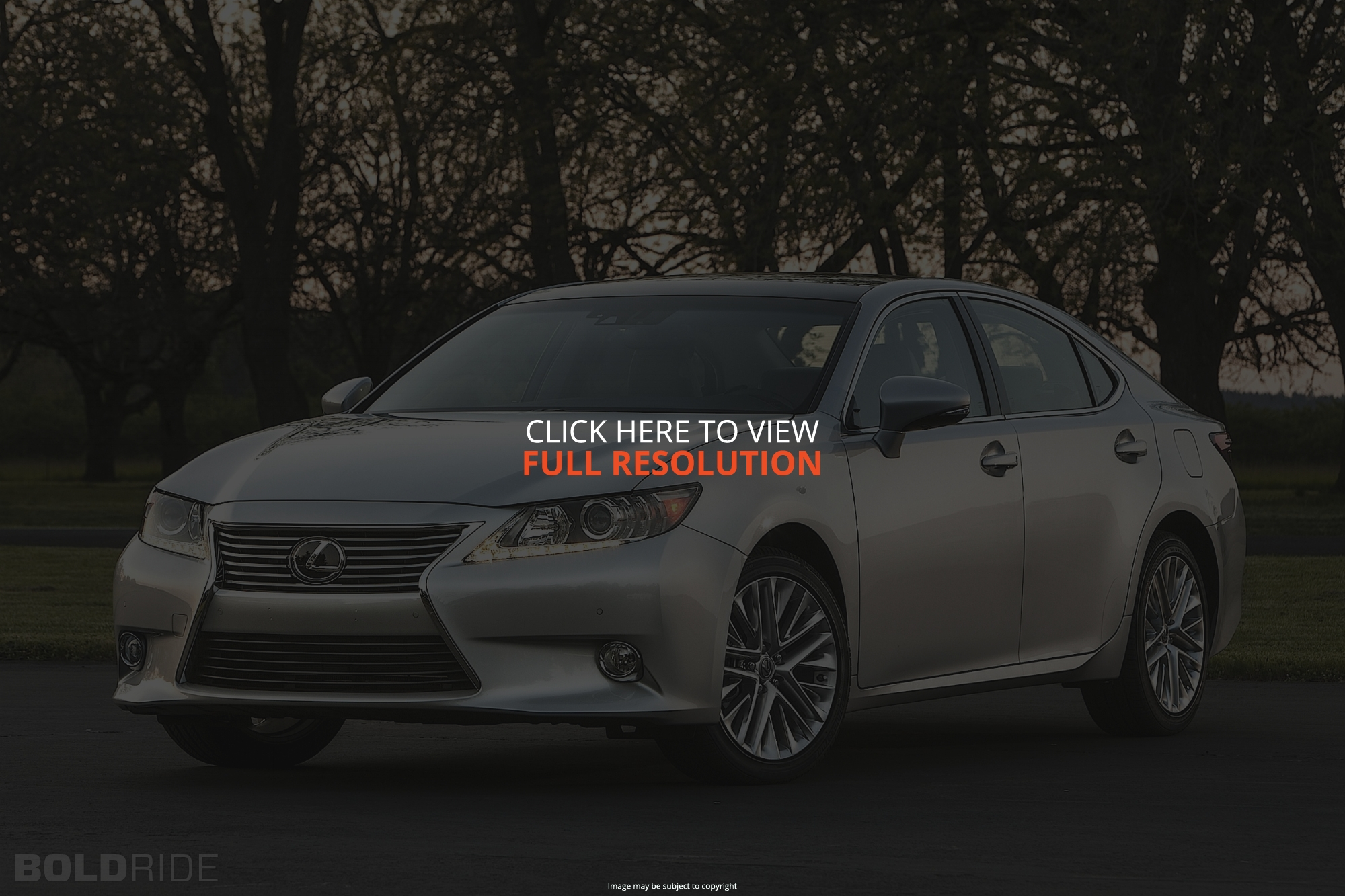 2012 lexus es 350 information and photos momentcar. Black Bedroom Furniture Sets. Home Design Ideas