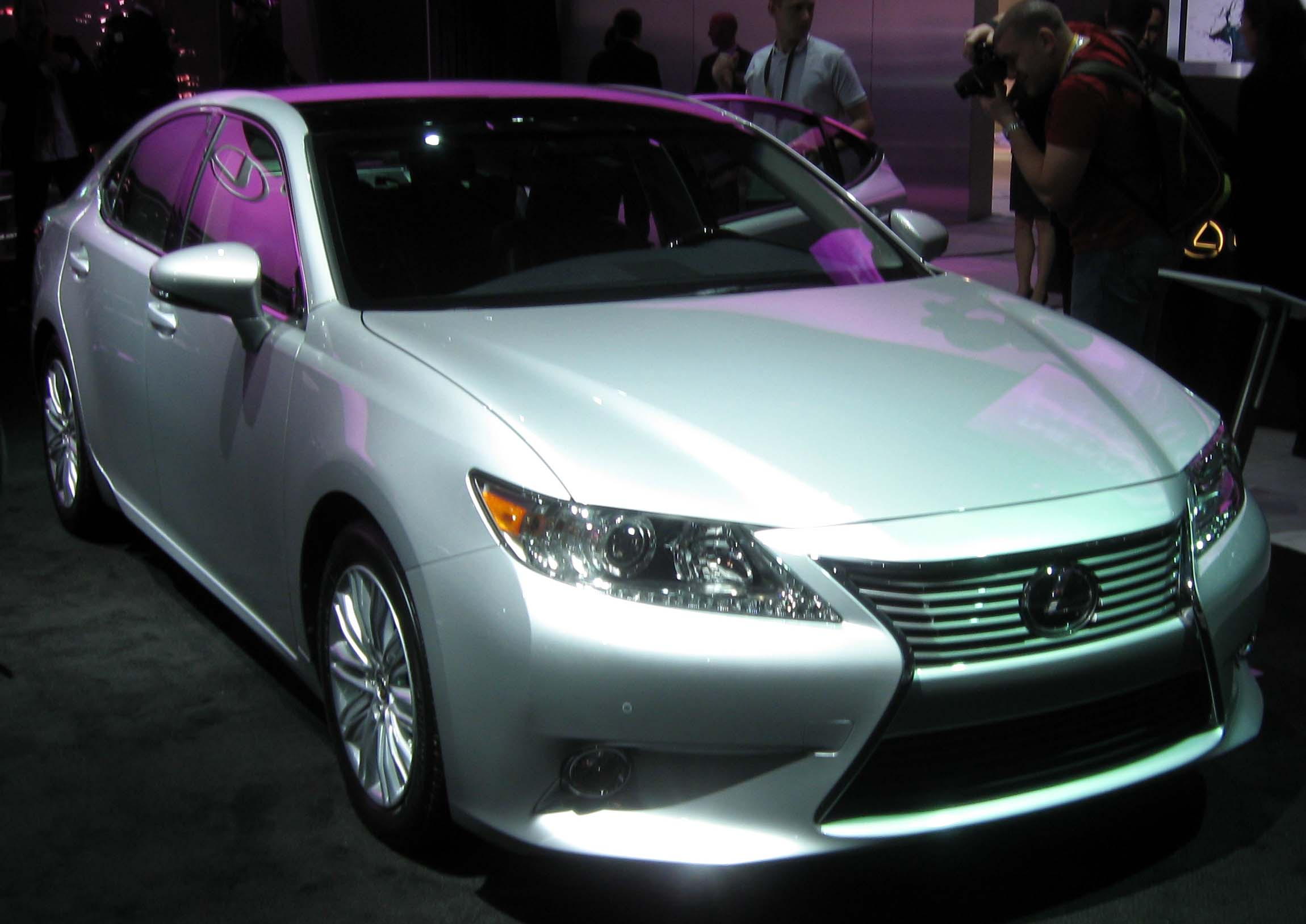 Download Lexus Es 350 2012 8