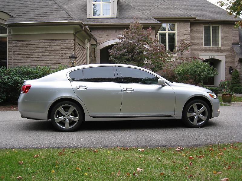 2006 lexus gs 300 information and photos momentcar. Black Bedroom Furniture Sets. Home Design Ideas