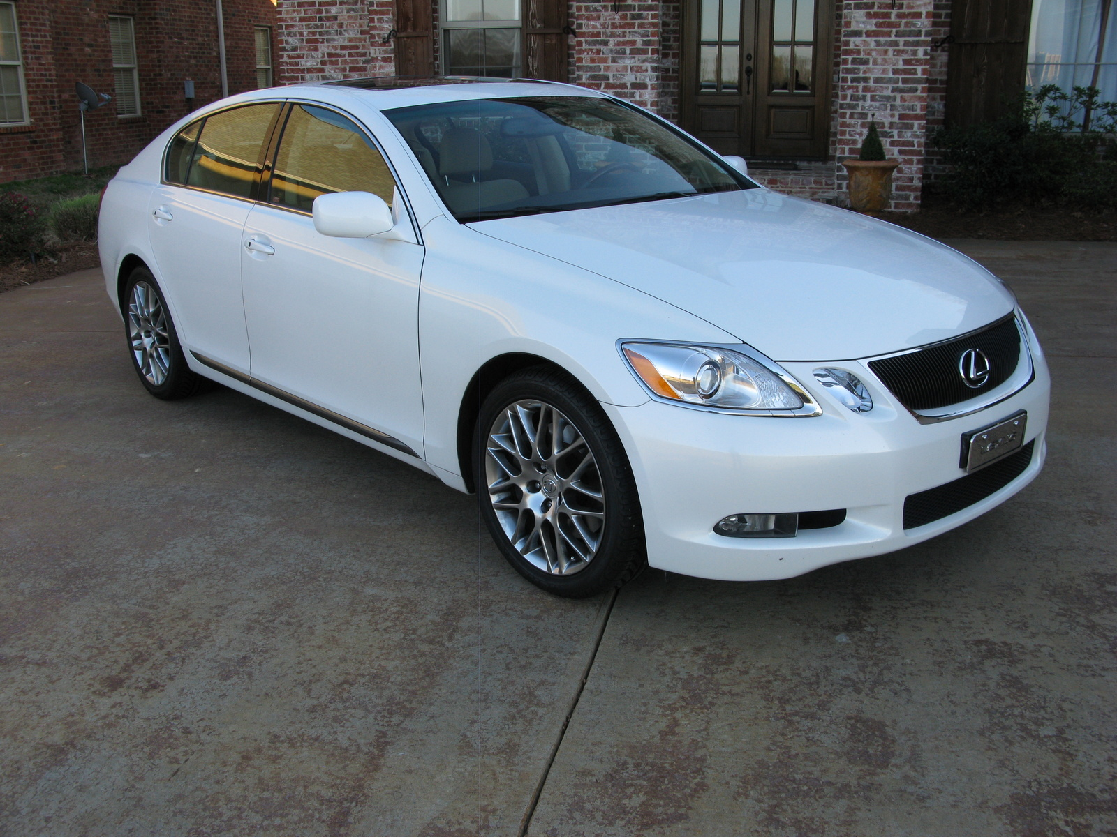 2007 lexus gs 350 information and photos momentcar. Black Bedroom Furniture Sets. Home Design Ideas