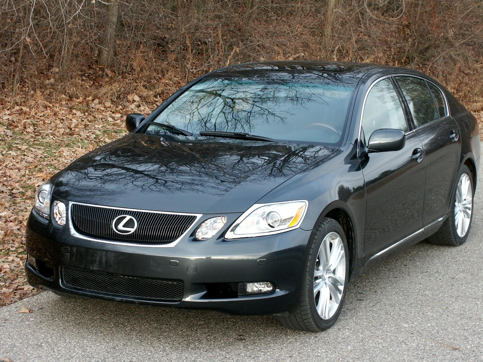 2007 lexus gs 450h information and photos momentcar. Black Bedroom Furniture Sets. Home Design Ideas