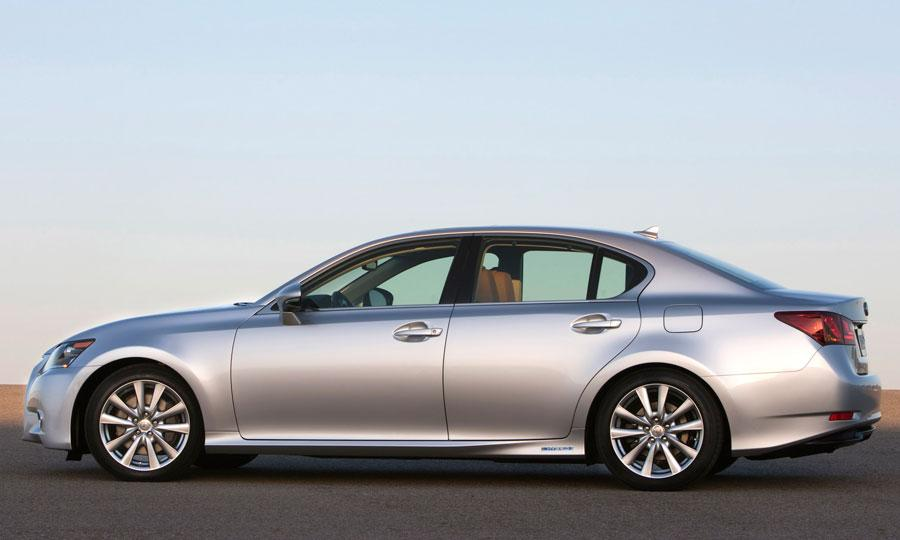 2014 lexus gs 450h information and photos momentcar lexus gs 450h 2014 9 sciox Images