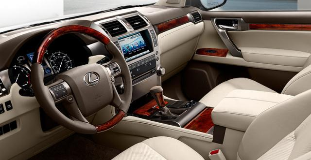 Download Lexus Gx 460 2012 4