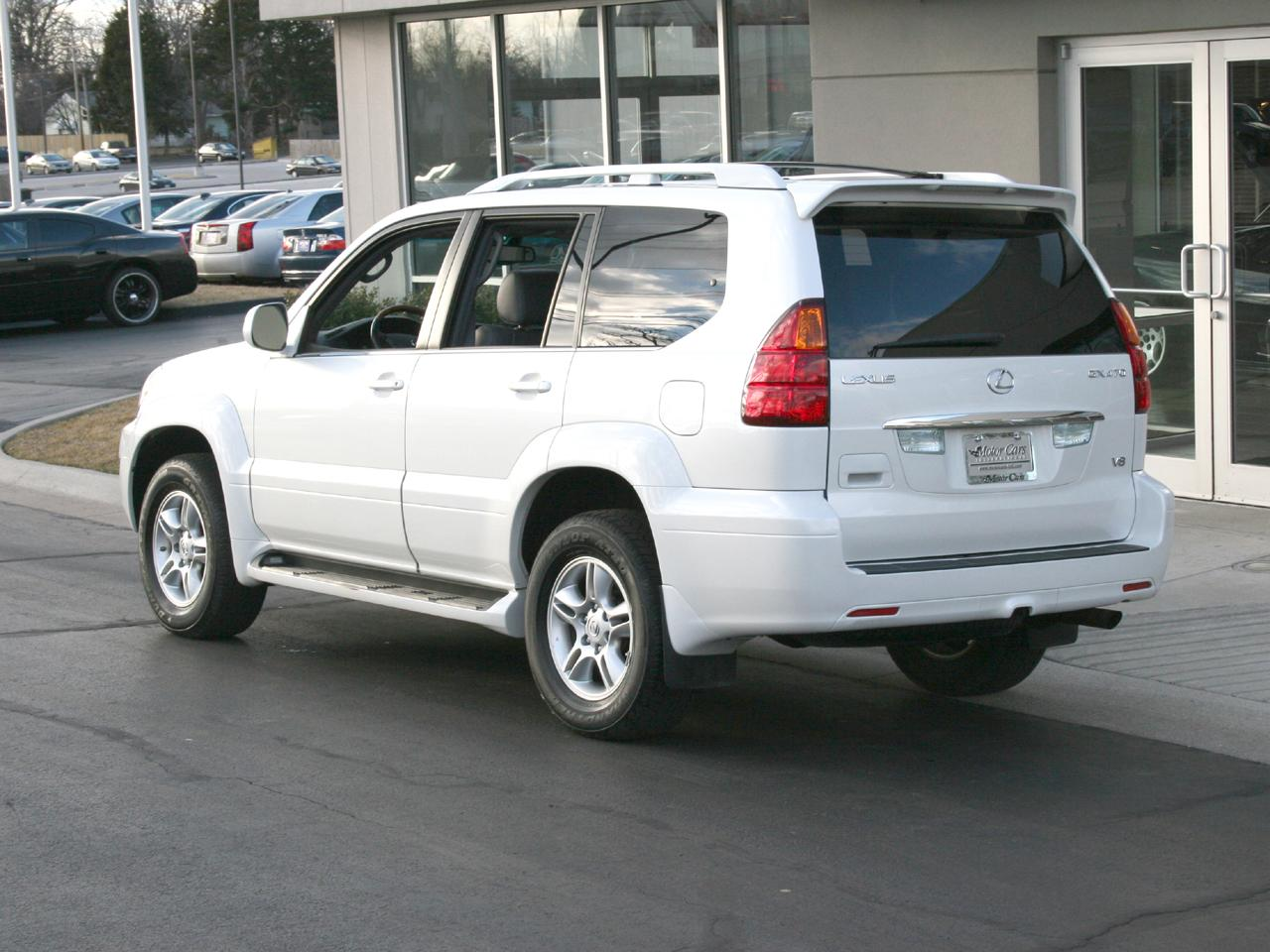 2004 lexus gx 470 information and photos momentcar. Black Bedroom Furniture Sets. Home Design Ideas